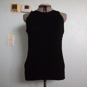 Ralph Lauren Size XL Soft Black Blouse